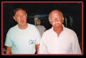 Ugo Bozzano e Gino Paoli