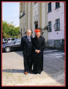 S.E.R. Cardinal Angelo Bagnasco