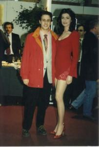 Anna Valle - Attrice e Miss Italia 1995